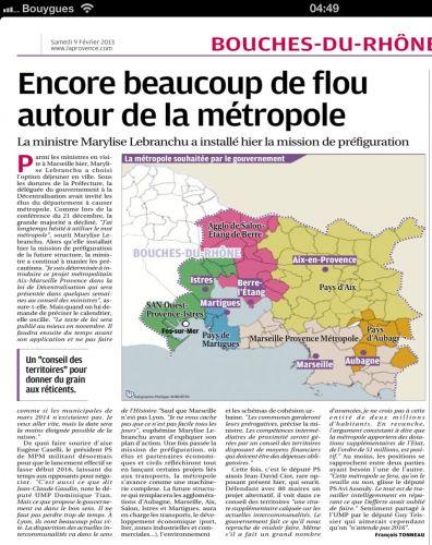Métropole La Provence 9 février 2013.jpg