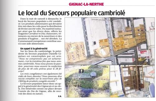 La Provence 18 février 2015 le SPF cambriolé.jpg