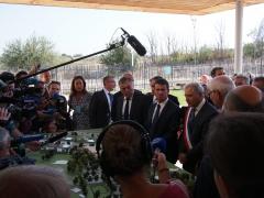 Valls à Gignac La Nerthe le 9 Sep 2016 Marcos.jpg