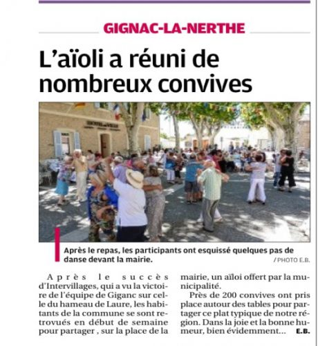La Provence 31 AOUT 2013 AIOLI.jpg