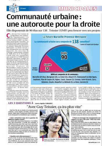 LA PROVENCE 1 ER AVRIL 2014 CUMPM A DROITE.png
