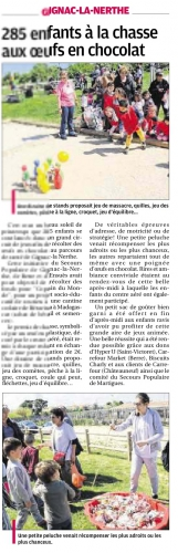 La Provence 13 avril 2016 CHASSE AUX OEUFS SPF.jpg