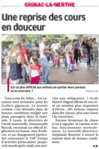La Provence 2 sept 2015 rentrée scolaire.jpg