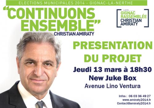 invitation réunion présentation projet 13 mars 2014.png