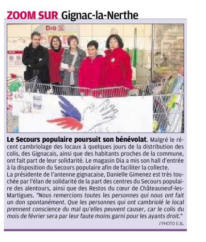 La Provence jeudi 26 fév 2015 remerciements SPF.jpg
