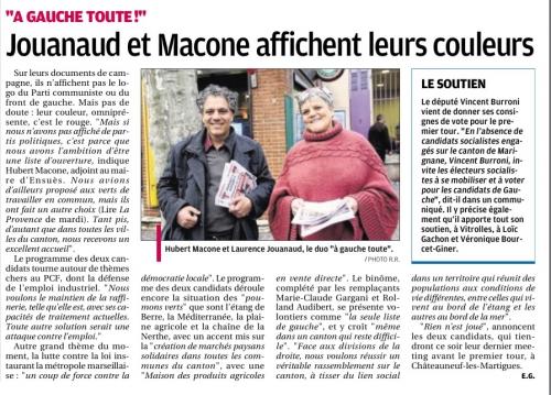 La Provence 19 mars 2015 Jouanaud et Macone.jpg