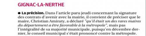 La Provence 10 AOUT 2013 PRECISION METROPOLE.jpg