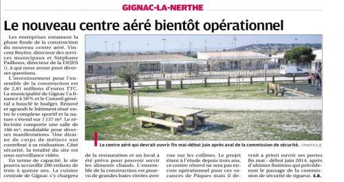 La Provence 19 avril 2014 Bientôt le centre aéré.png
