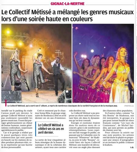 soirée collectif métissé La Provence 27 juillet 2015.jpg