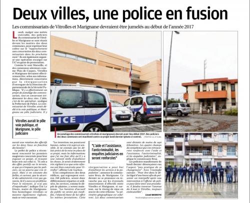 La Provence 25 nov 2016 fufim police nationale.jpg