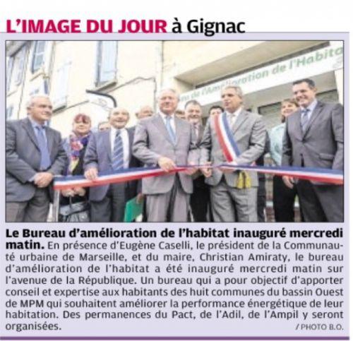 La Provence 25 OCT 2013 INAUG BUR HABITAT.jpg
