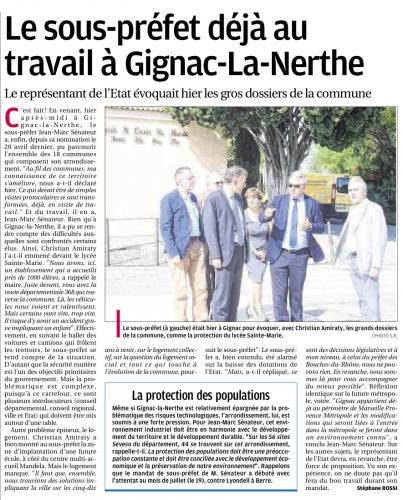 La Provence mardi 15 sept 2015 sous préfet Sénateur.jpg