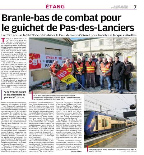 La Provence 20 juin 2013.jpg